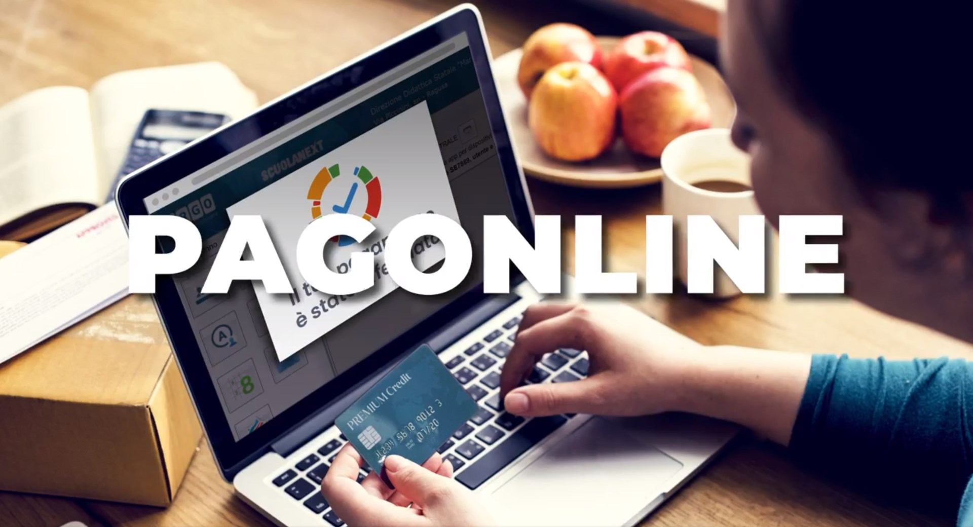 Video tutorial PAGONLINE